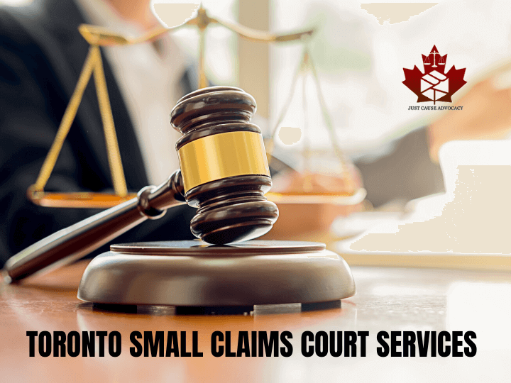 File a Case in Small Claims Court Toronto